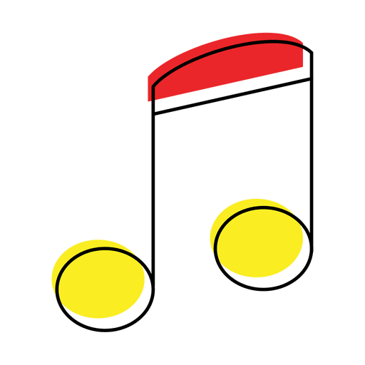 512x512 Music Note Icon
