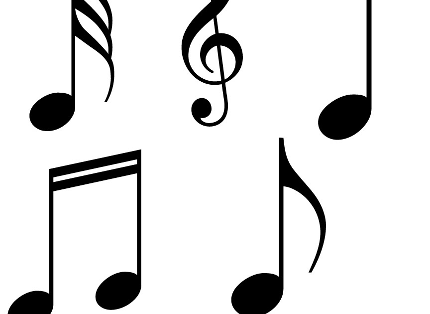 864x630 Music Note Clip Art Music Note Clipart 3 Png Music Notes