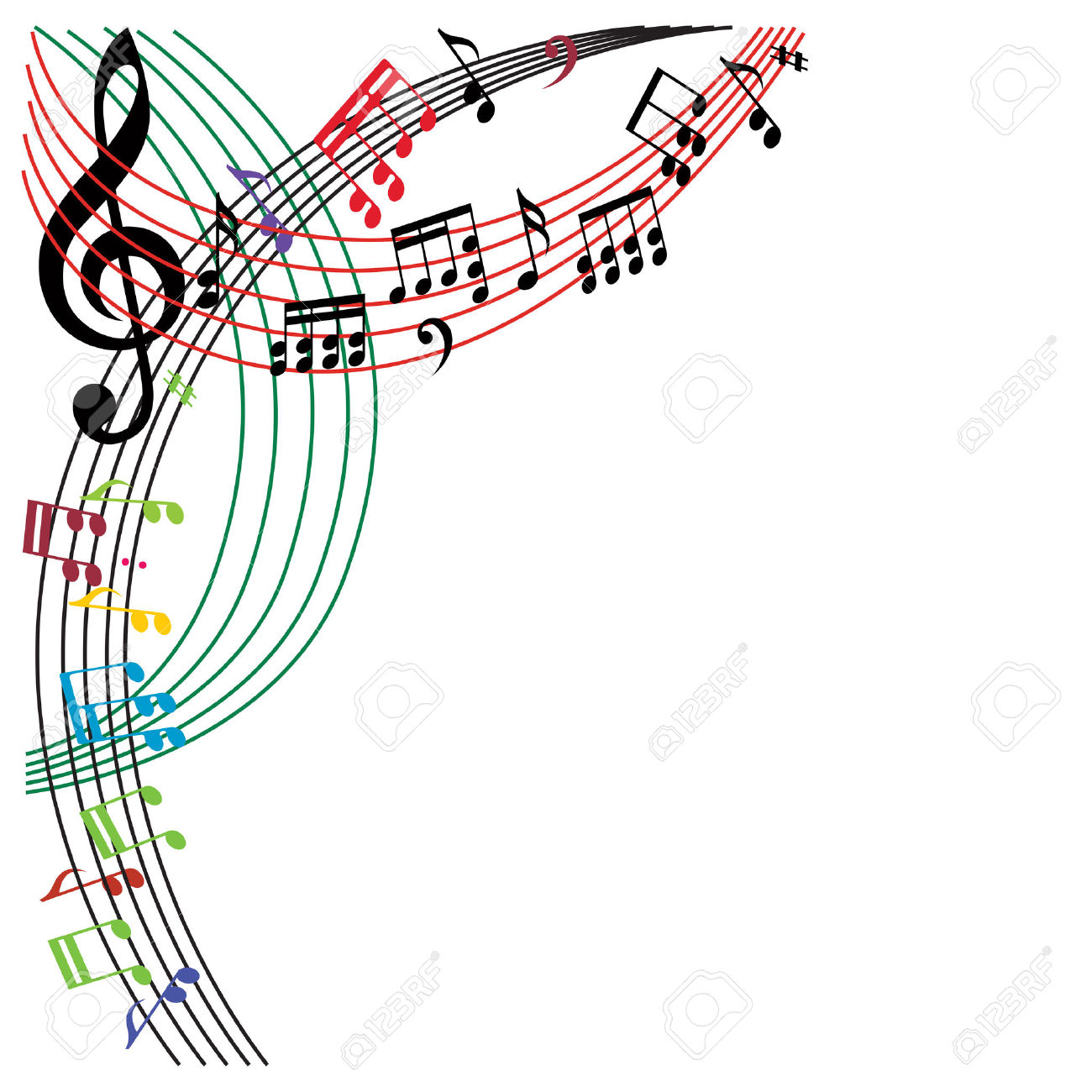 1300x1300 Music Notes Clipart Pop Music