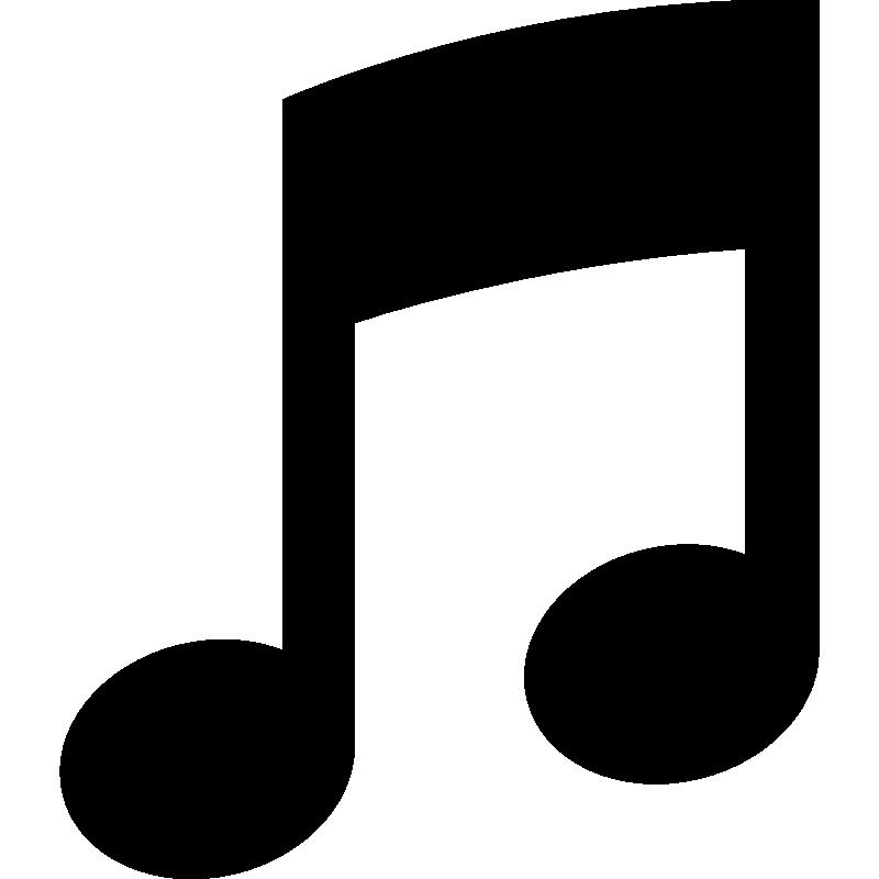 800x800 Musical Note Clip Art