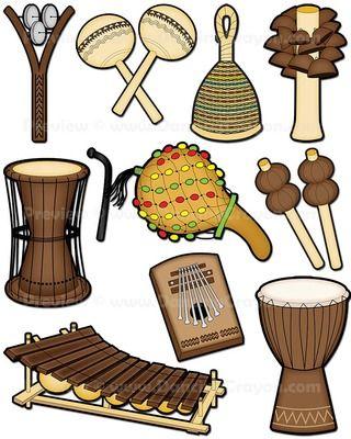 320x400 Preschool Musical Instruments Clip Art Cliparts