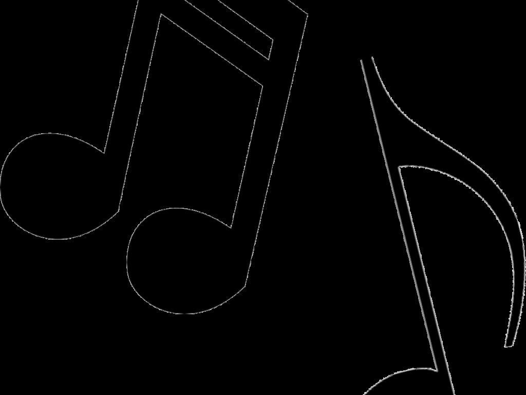 1024x768 Pretentious Idea Musical Clipart Music Note Clip Art 68 Cliparts
