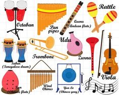 236x188 Instrument Clipart Musical Instrument
