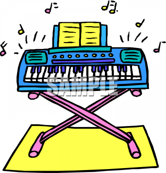337x350 Royalty Free Music Notes Clip Art, Entertainment Clipart