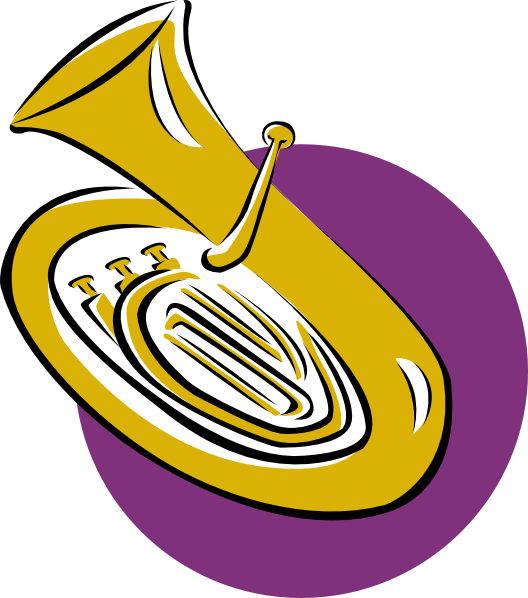 528x598 Trumpet Musical Instruments Clipart