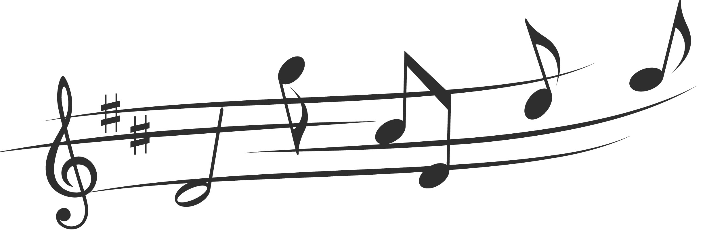 Music Note Borders Clip Art All About Clipart