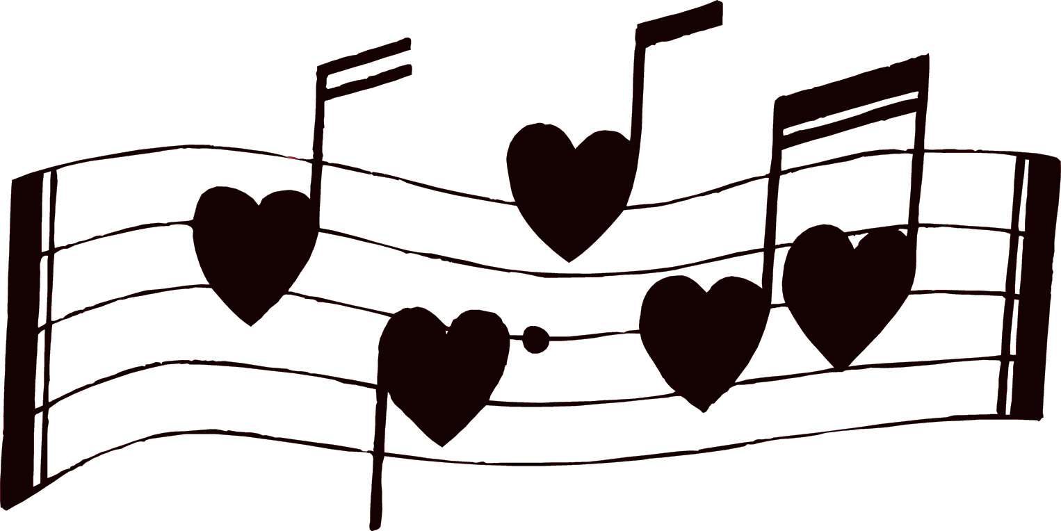 Musical Symbols Clipart Free Download Best Heart Diagram And Old Love On Pinterest 1526x764 Clip Art Of Music Notes
