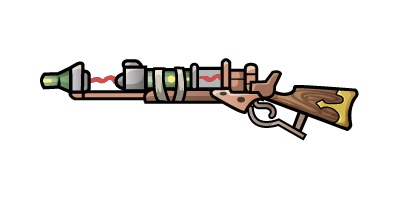 400x200 Laser Musket (Fallout Shelter)
