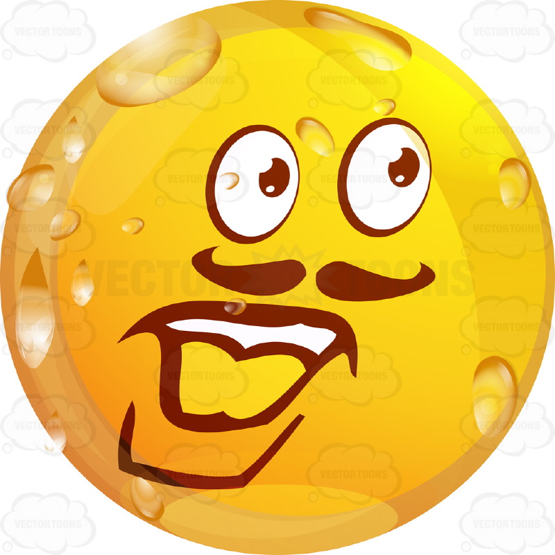 800x800 Mustache Strong Manwet Yellow Smiley Face Emoticon With Strong