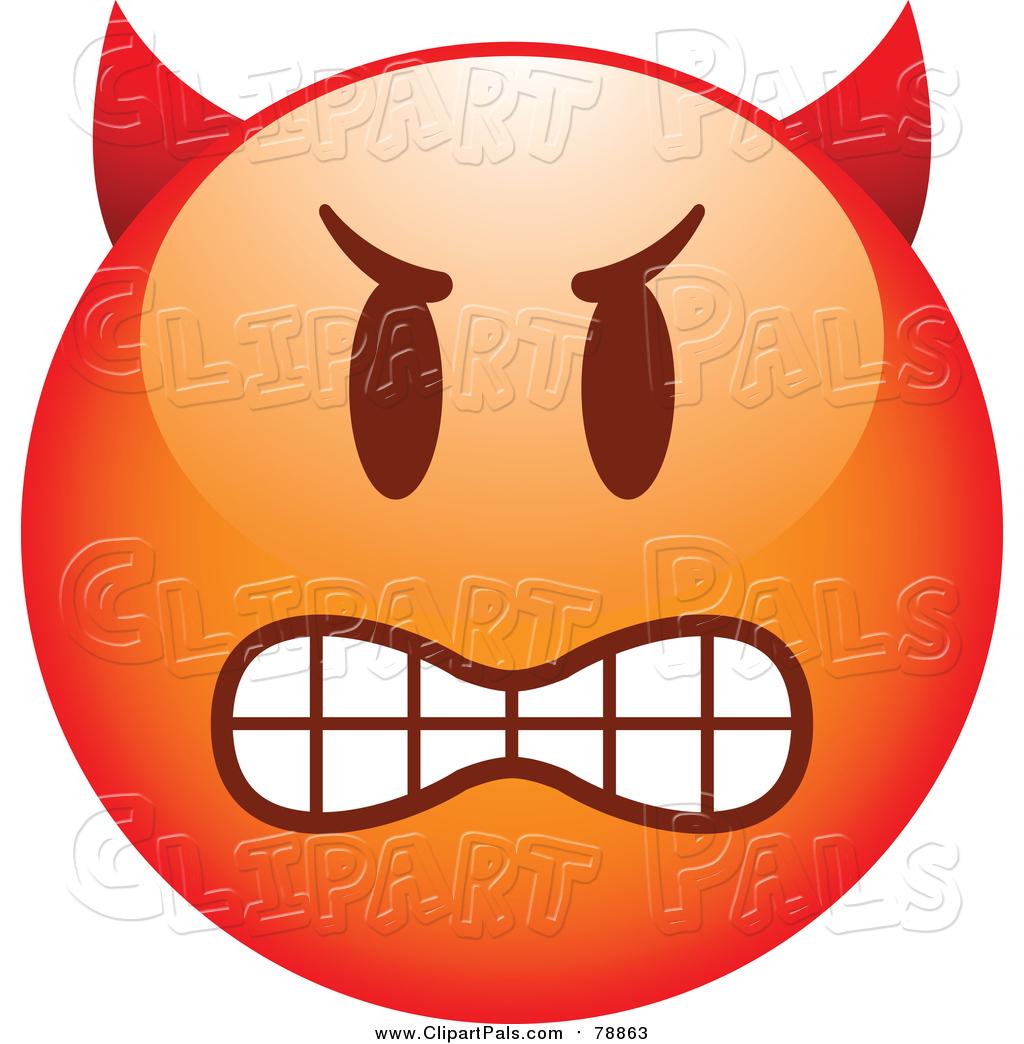 1024x1044 Devil Clipart Smiley Face