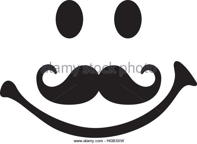 640x469 Smiley Face Mustache Stock Photos Amp Smiley Face Mustache Stock