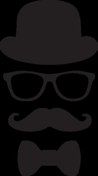 336x600 Mustache Bow Tie Clipart, Explore Pictures