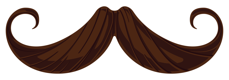 6000x2100 Mustache Clipart Clip Art Library