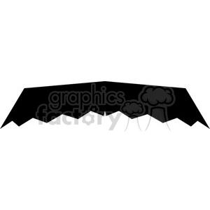 300x300 Royalty Free Mustache 384633 Vector Clip Art Image