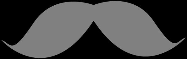 595x188 Category Clipart Black Mustache Clip
