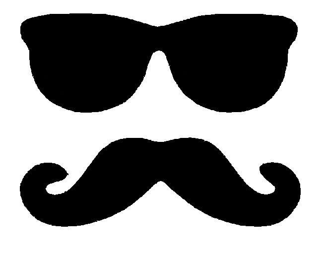 653x510 Best Mustache Clip Art