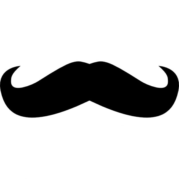 626x626 Curly Mustache Vectors, Photos And Psd Files Free Download