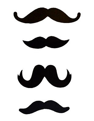 309x400 Best Mustache Template Ideas Moustache