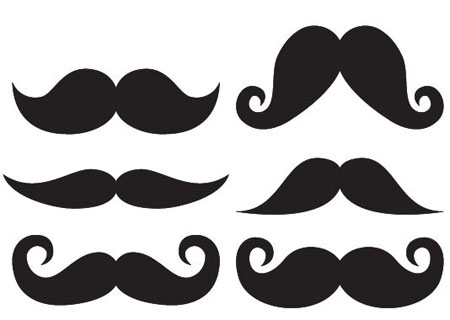 450x320 Best Photos Of Print Mustache Template