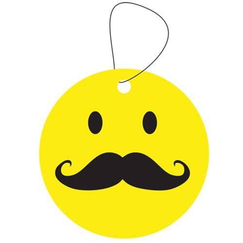 500x500 Smiley Face Air Fresheners