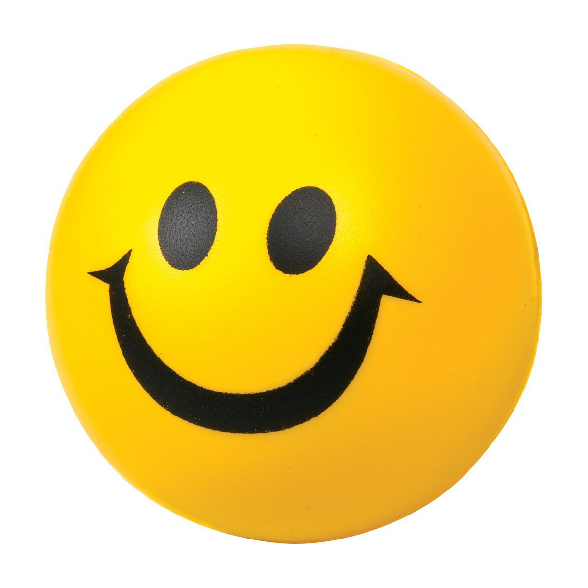 1200x1200 Smiley Face Stress Ball Mines Press