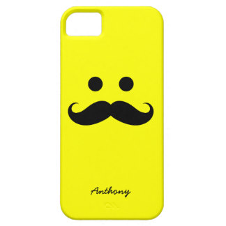 324x324 Smiley Face With Moustache Gifts