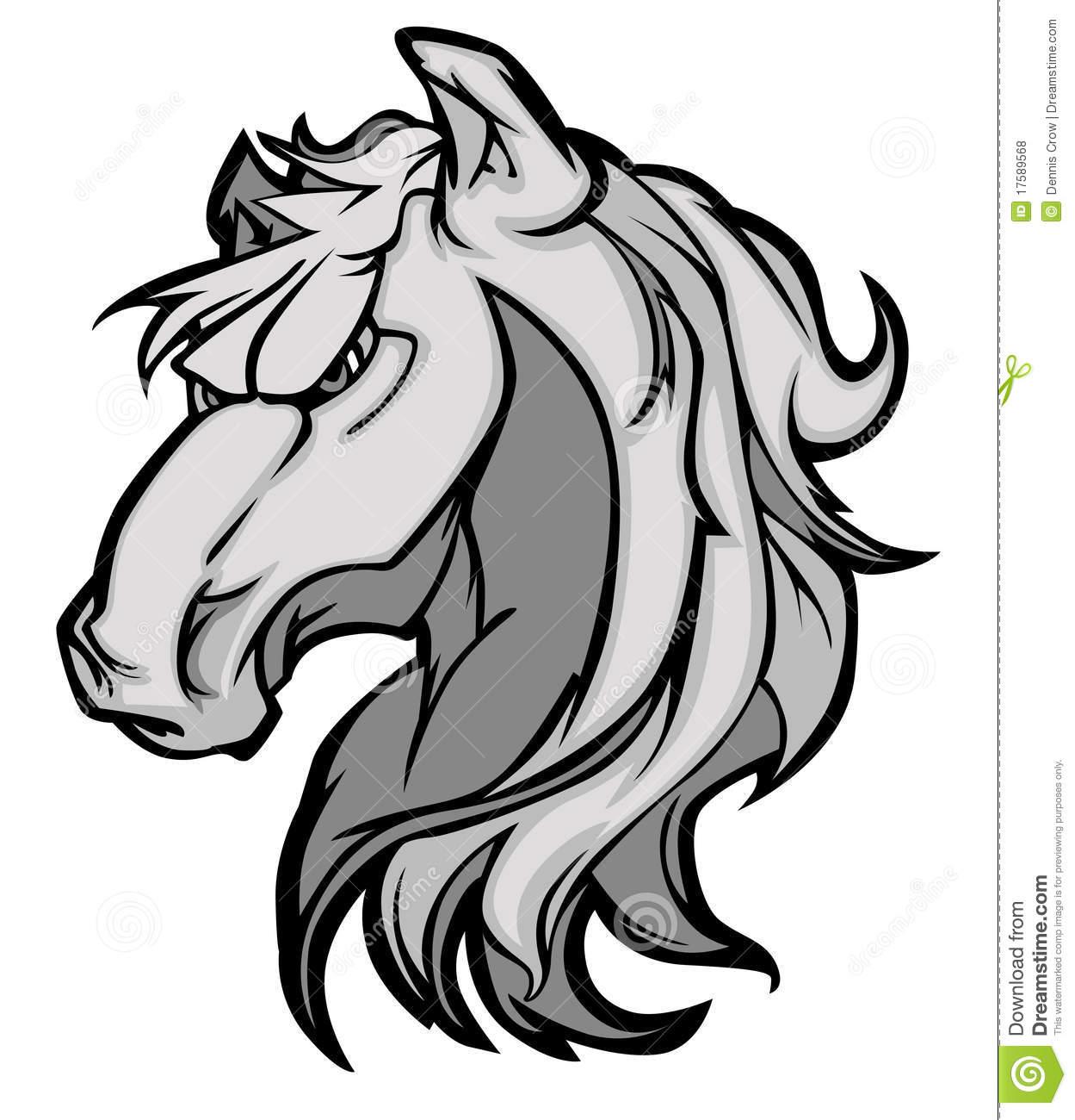 1249x1300 Mustang Logo Clipart