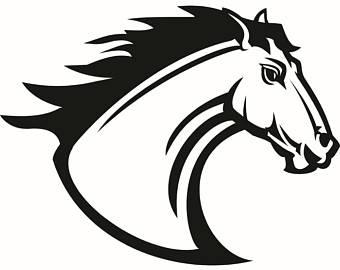 340x270 Tiger 9 White Wild Cat School Mascot Tattoo Logo Svg Eps