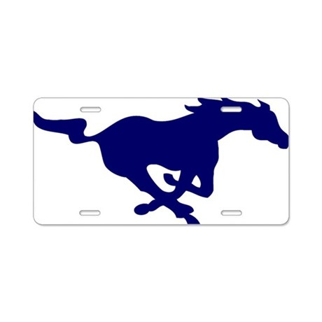 460x460 Mustang License Plates Mustang Front License Plate Covers