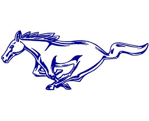 500x406 Best Mustang Tattoo Ideas Ford Tattoo, Mustang