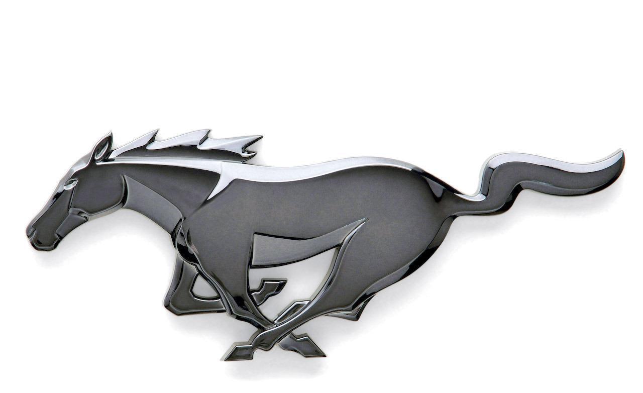 1280x782 Ford Mustang Logo Clip Art