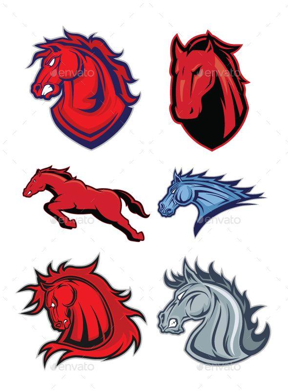 590x800 111 Best Logos Images Sports Logo, Mustangs And Logos
