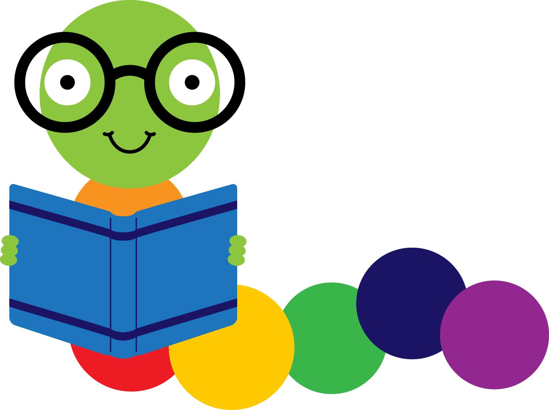 1500x1122 Cute Bookworm Clipart
