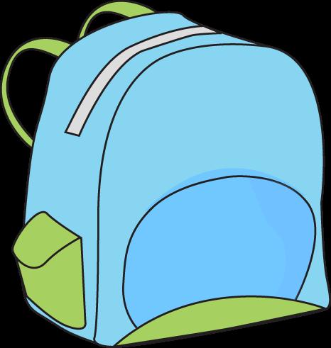 466x491 School Backpack Clip Art Image Clipart Panda