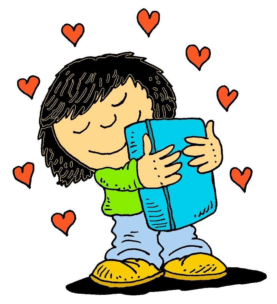 967x1060 Book Clipart Love