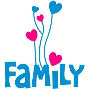 178x178 I Love My Family Clipart 101 Clip Art