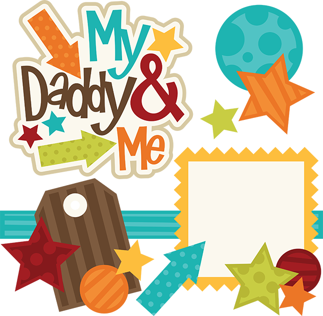 648x635 My Daddy Amp Me Svg Files For Scrapbooking Family Svg Cut Files