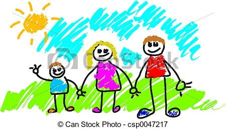 450x257 My Family Clipart