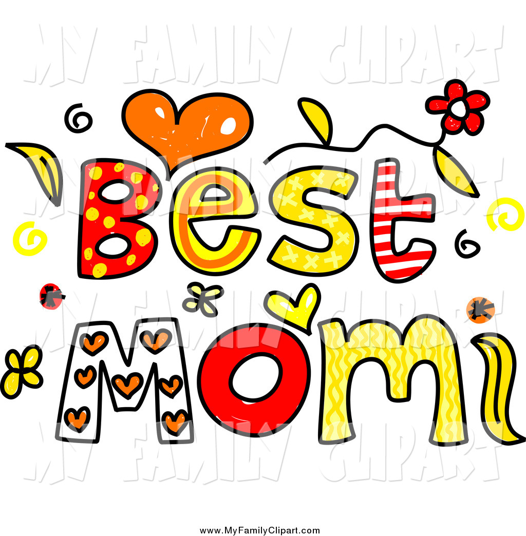 1024x1044 Clip Art Of Whimsy Best Mom Words By Prawny