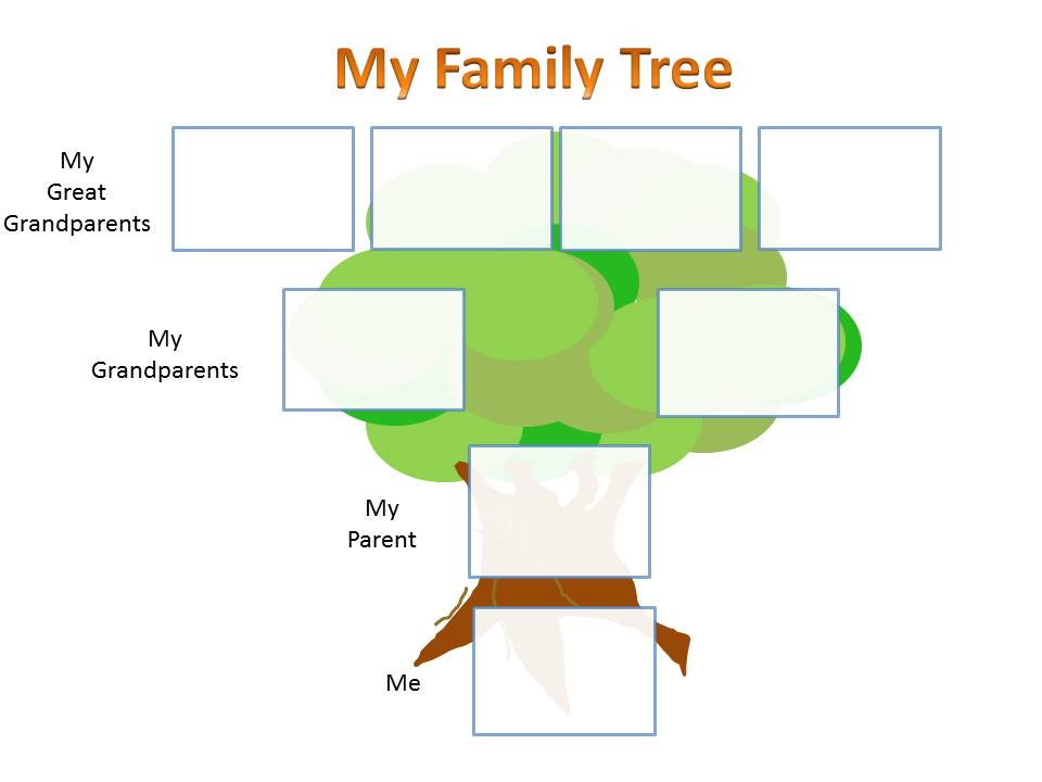 My Family Tree Free Download Best My Family Tree On Clipartmag