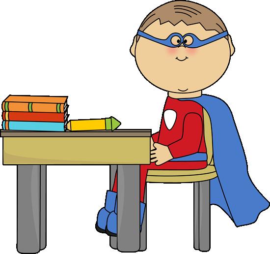 550x516 Boy Superhero