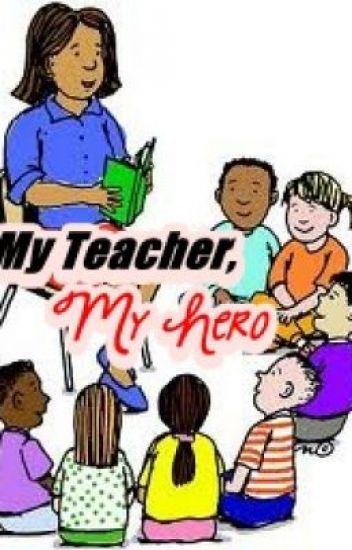 352x550 My Teacher, My Hero