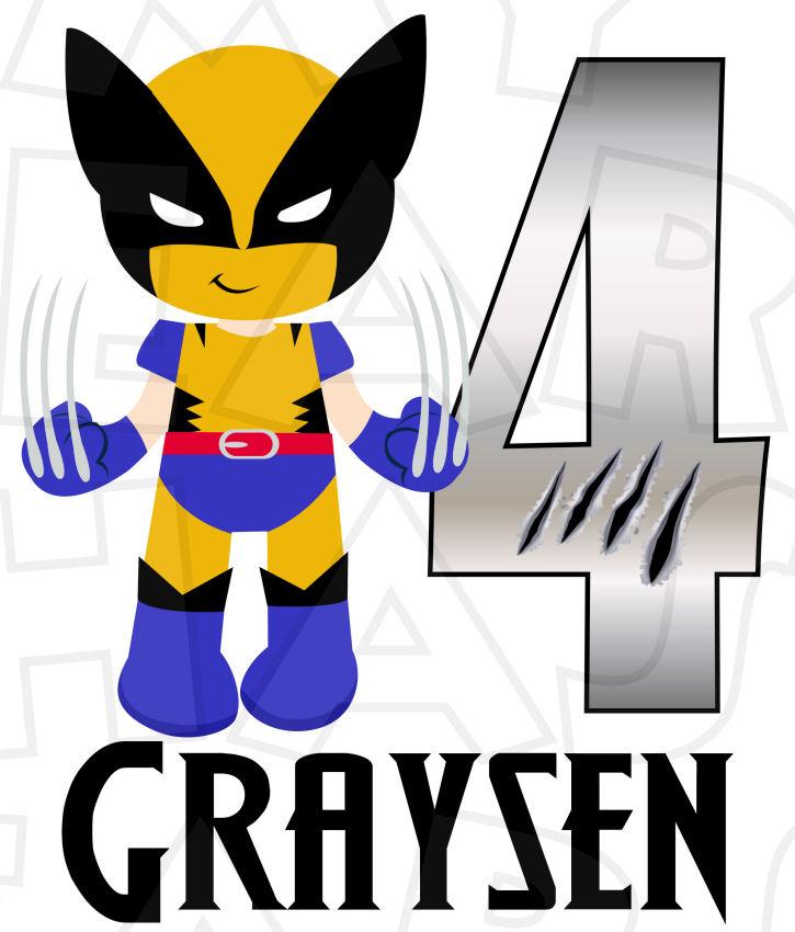 725x850 Wolverine Clipart Disney