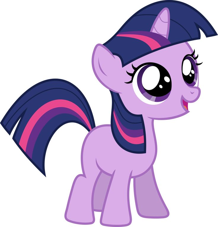 736x769 My Little Pony Clipart