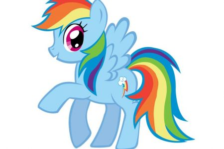 450x300 My Little Pony Clipart Shy