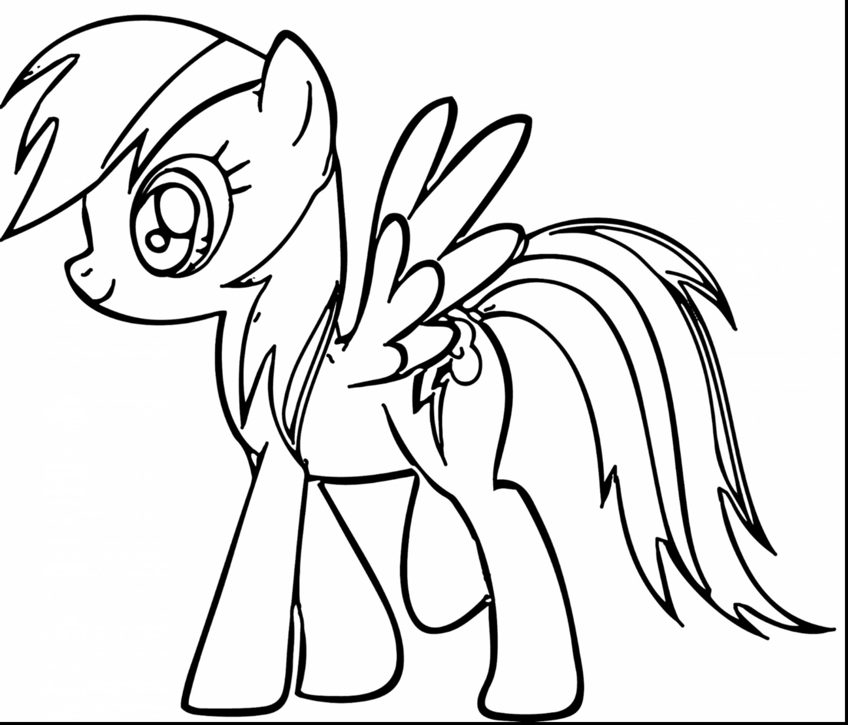 2805x2401 Amazing My Little Pony Rainbow Dash Coloring Pages With Rainbow