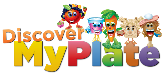 527x267 Discover Myplate Nutrition Education For Kindergarten Food
