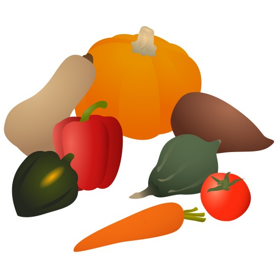 546x545 Myplate Exploration Red And Orange Vegetables Food And Health