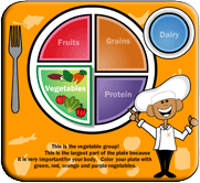 181x166 National Nutrition Month Clip Art Cliparts