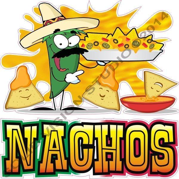 600x600 Concession Stand Nacho Clip Art Cliparts